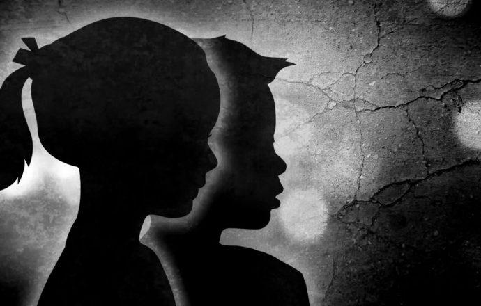 Niña y niño, abuso sexual infantil