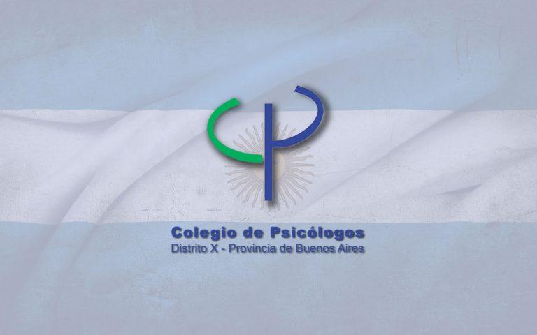 Colegio de psicólogos de Mar del plata