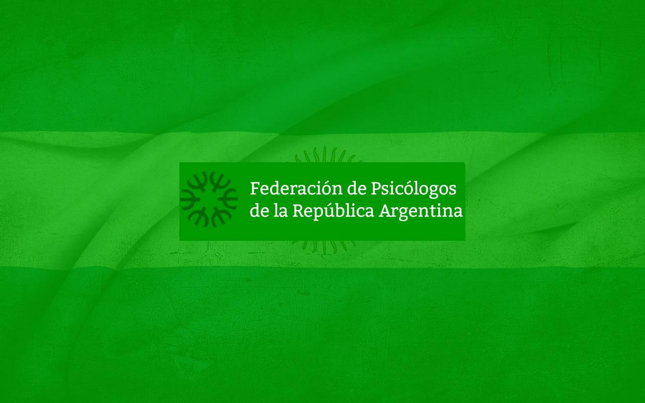 Federación de Psicólogos de la República Argentina