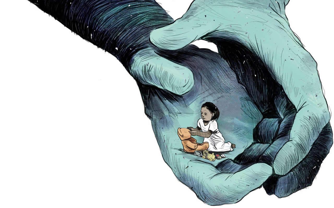 Padres abusadores de sus hijas e hijos