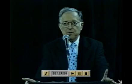 """El pedófilo inventor del """"S.A.P"""", Richard Gardner"""
